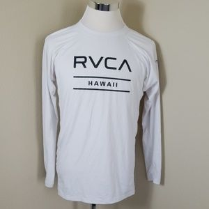RVCA Rash Guard Top